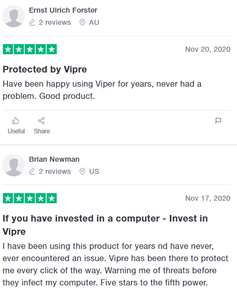 Vipre Review