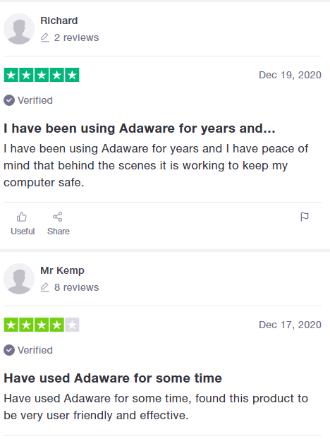 adaware review